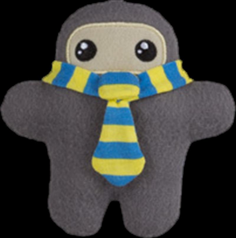 "Shawnimals - Pocket Business Ninja 4"" Plush   Toy"