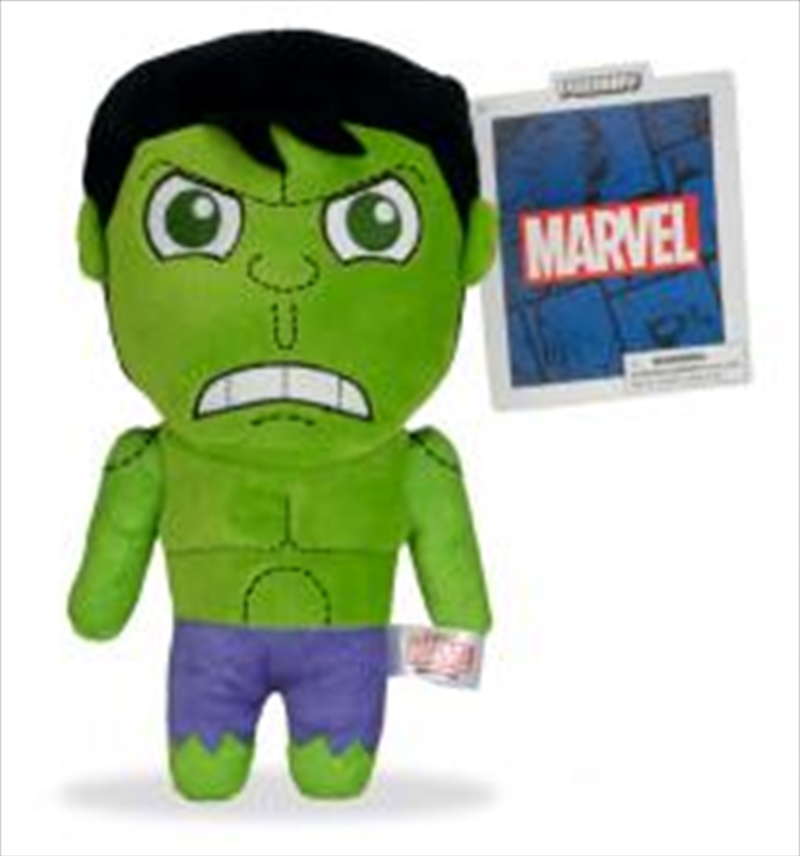 Hulk - Phunny Plush   Toy
