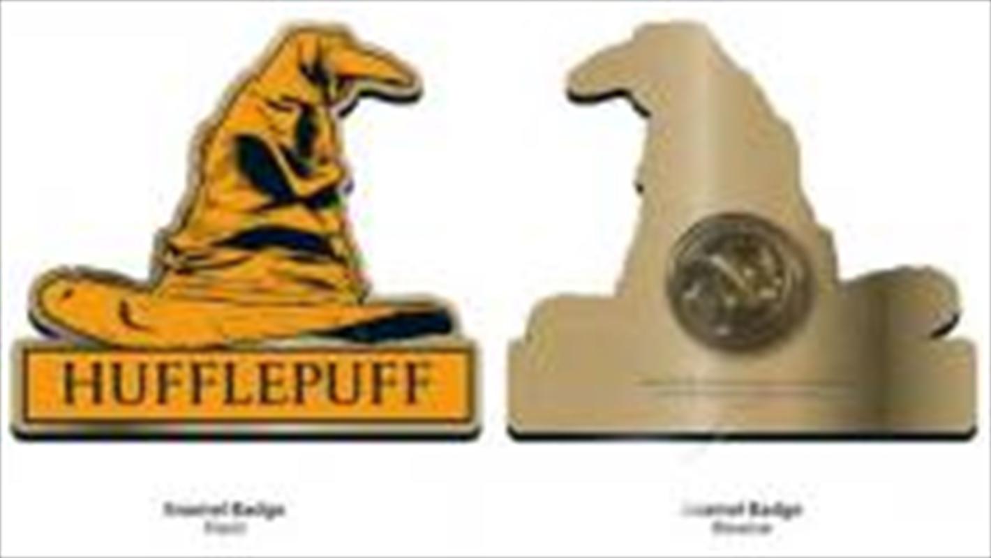 Harry Potter - Hufflepuff Sorting Hat Badge | Merchandise