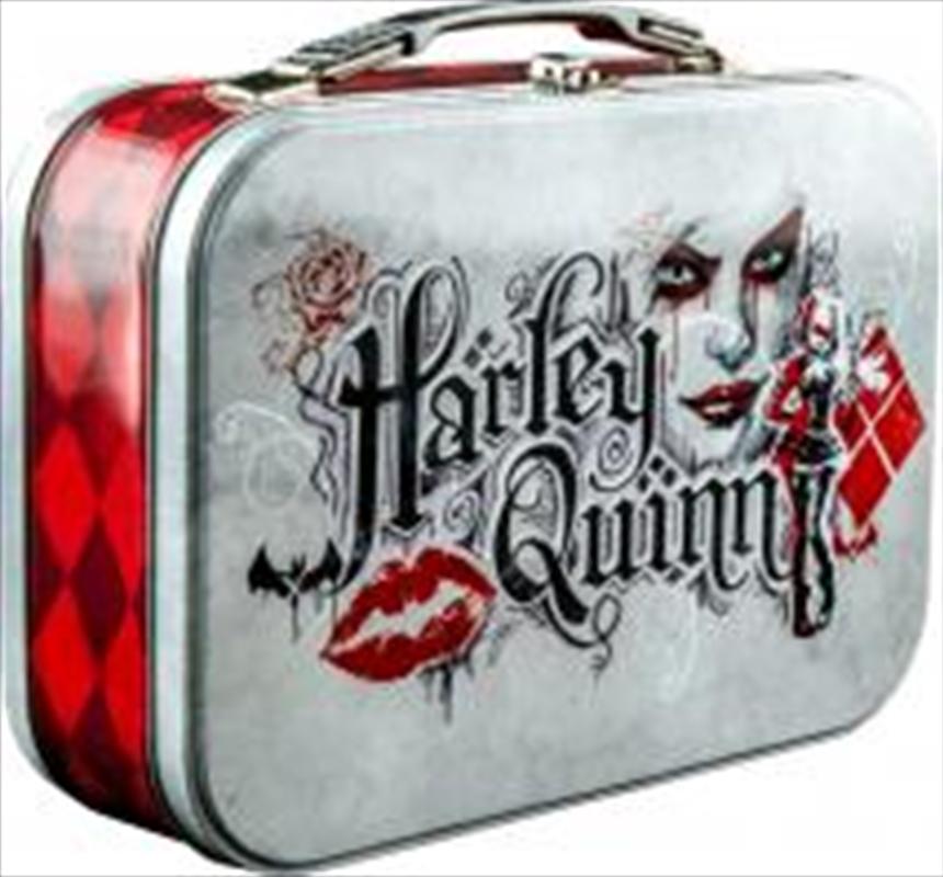 Batman: Arkham Knight - Harley Quinn Lunchbox | Lunchbox