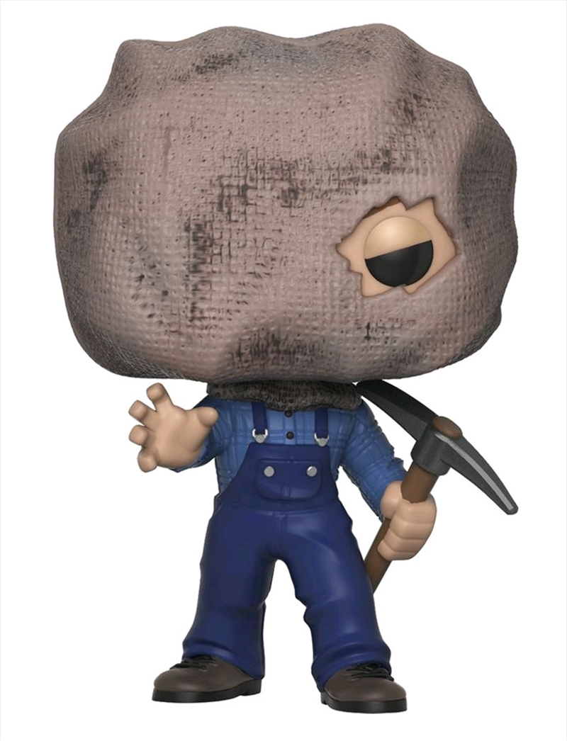 Friday the 13th - Jason with Bag Mask US Exclusive Pop! Vinyl [RS] | Pop Vinyl