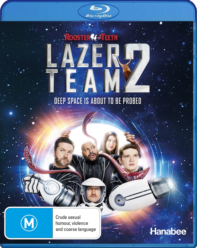 Lazer Team 2 | Blu-ray