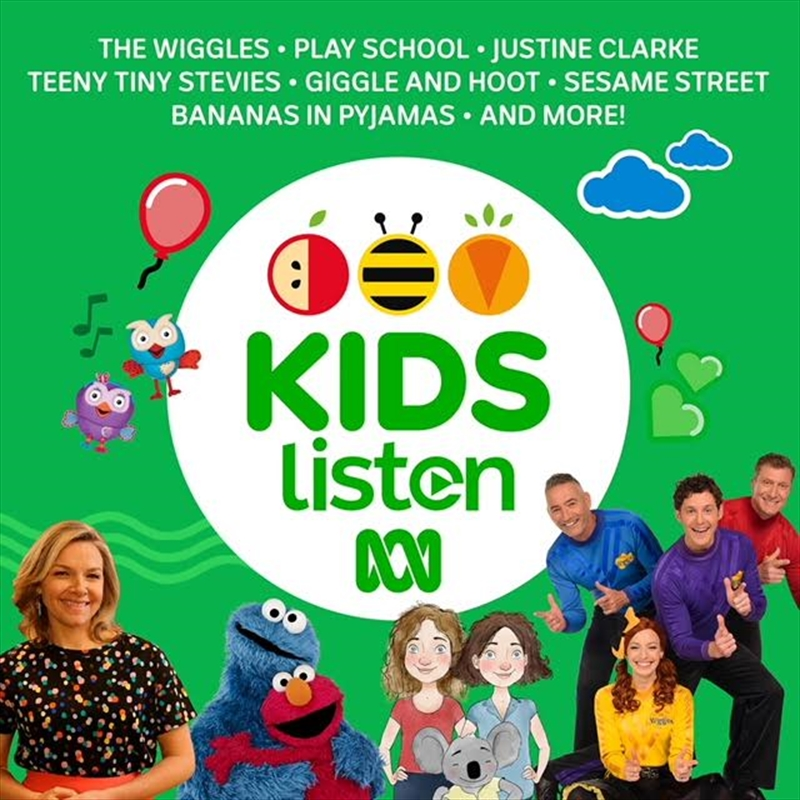 Abc Kids Listen | CD