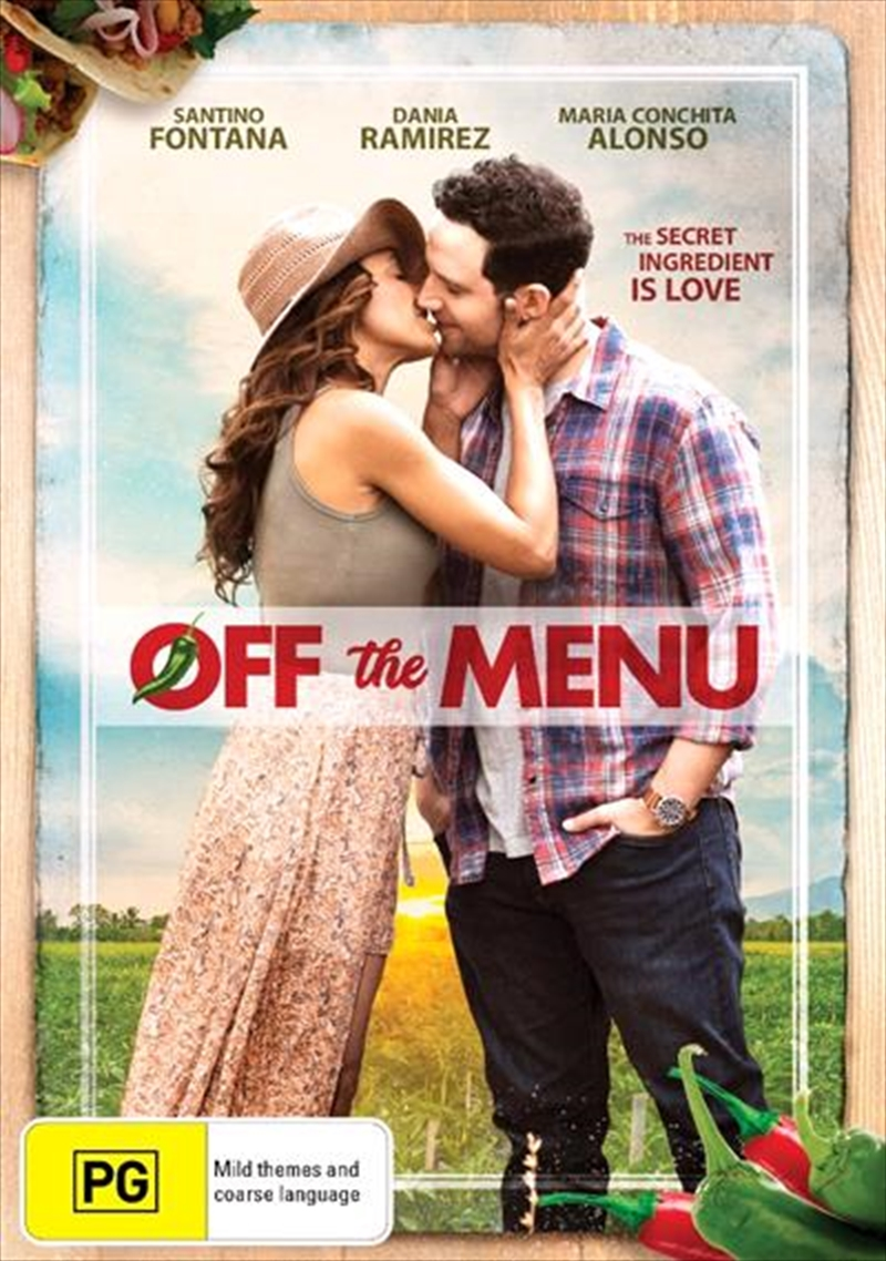 Off The Menu | DVD