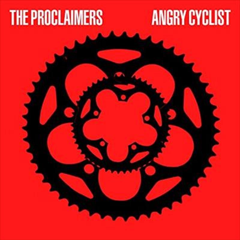 Angry Cyclist   CD