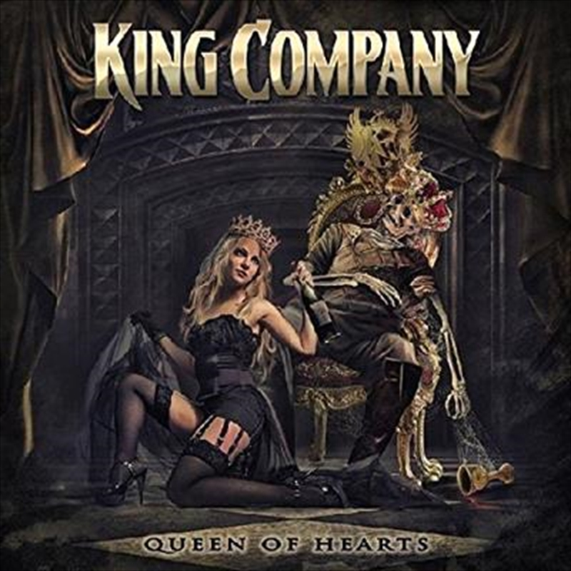 Queen Of Hearts | CD