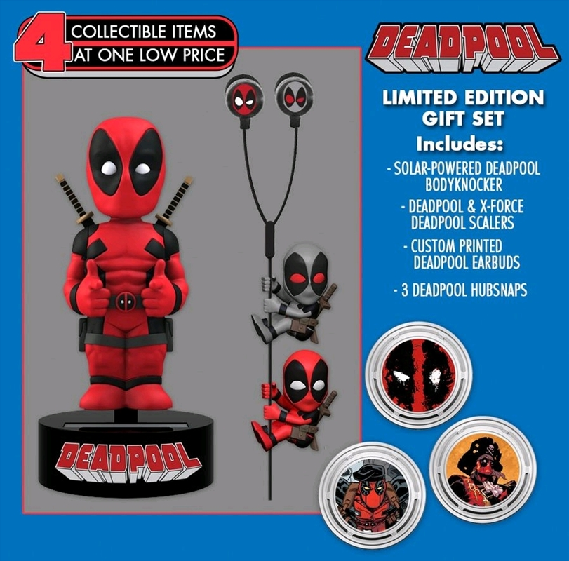 Deadpool - Gift Set | Merchandise