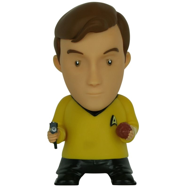 Star Trek: The Original Series - Captain Kirk Bluetooth Speaker | Accessories