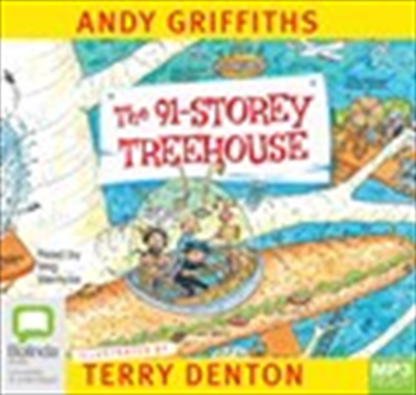 91-Storey Treehouse | Audio Book