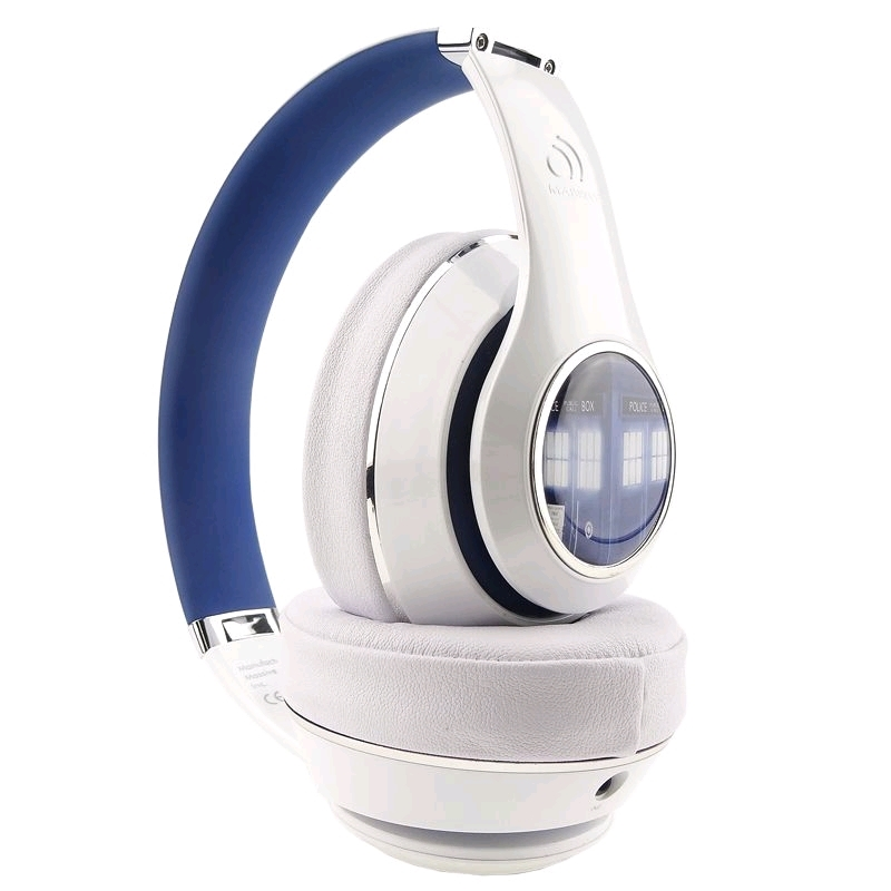 Doctor Who - TARDIS Wired Headphones | Accessories