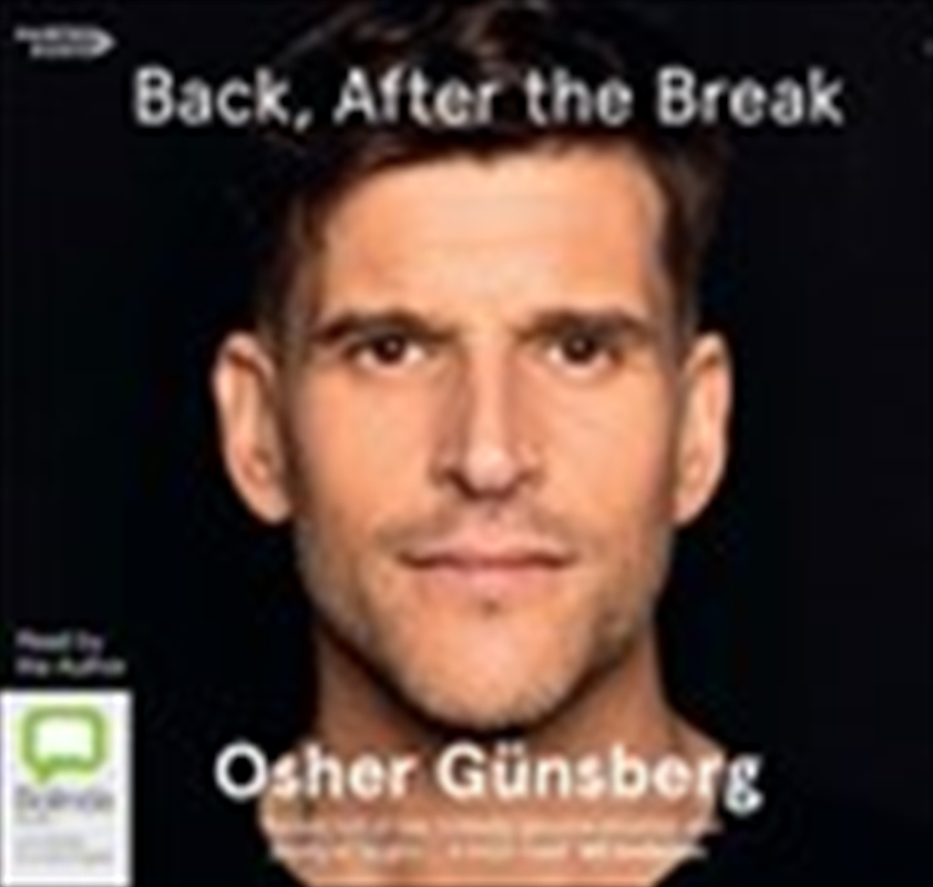Back, After The Break | Audio Book