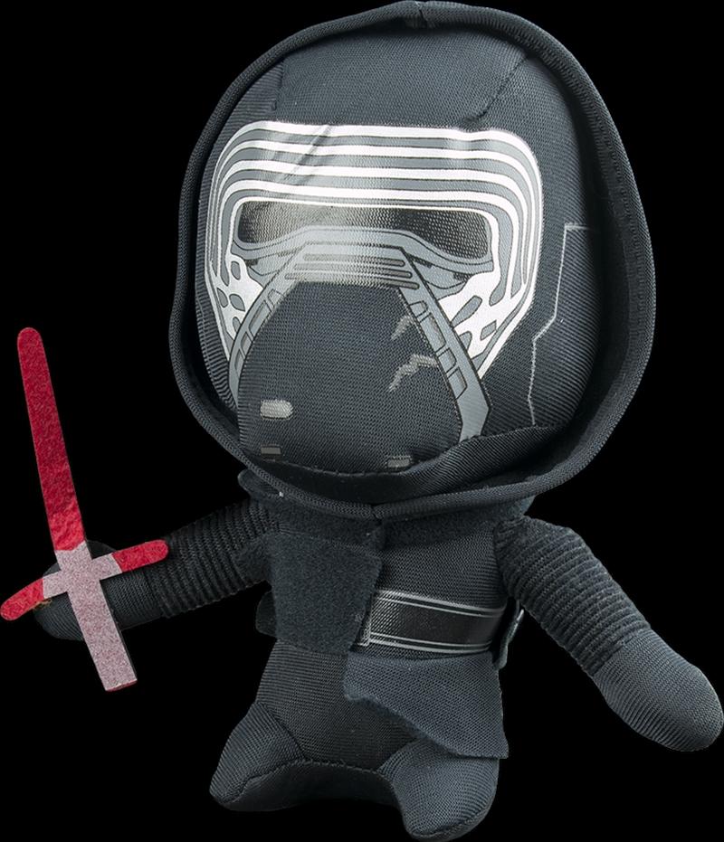 Star Wars - Kylo Ren Episode VII The Force Awakens Deformed Plush | Toy