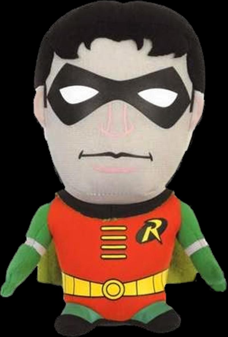 Batman - Robin Super Deformed Plush   Toy