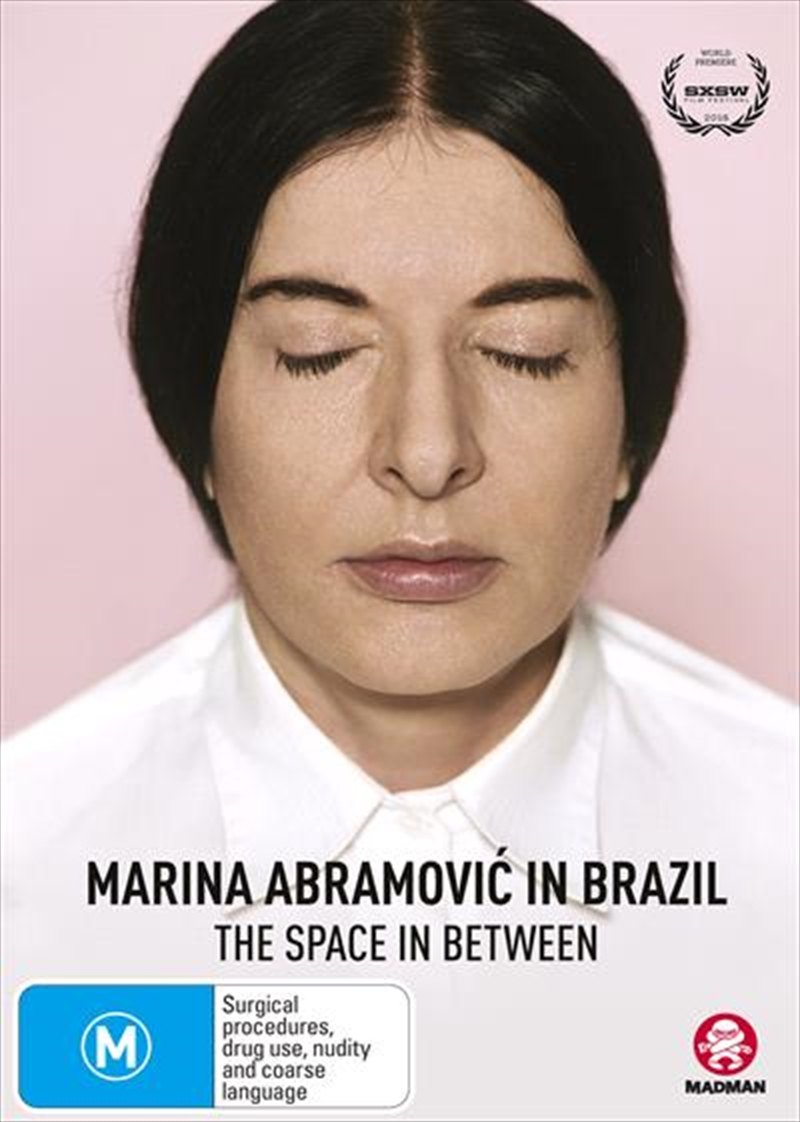 Marina Abramovic In Brazil - The Space In Between | DVD