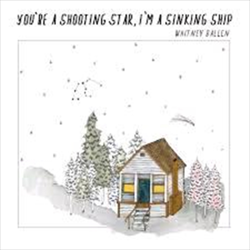 You're A Shooting Star, I'm A Sinking Ship | Cassette