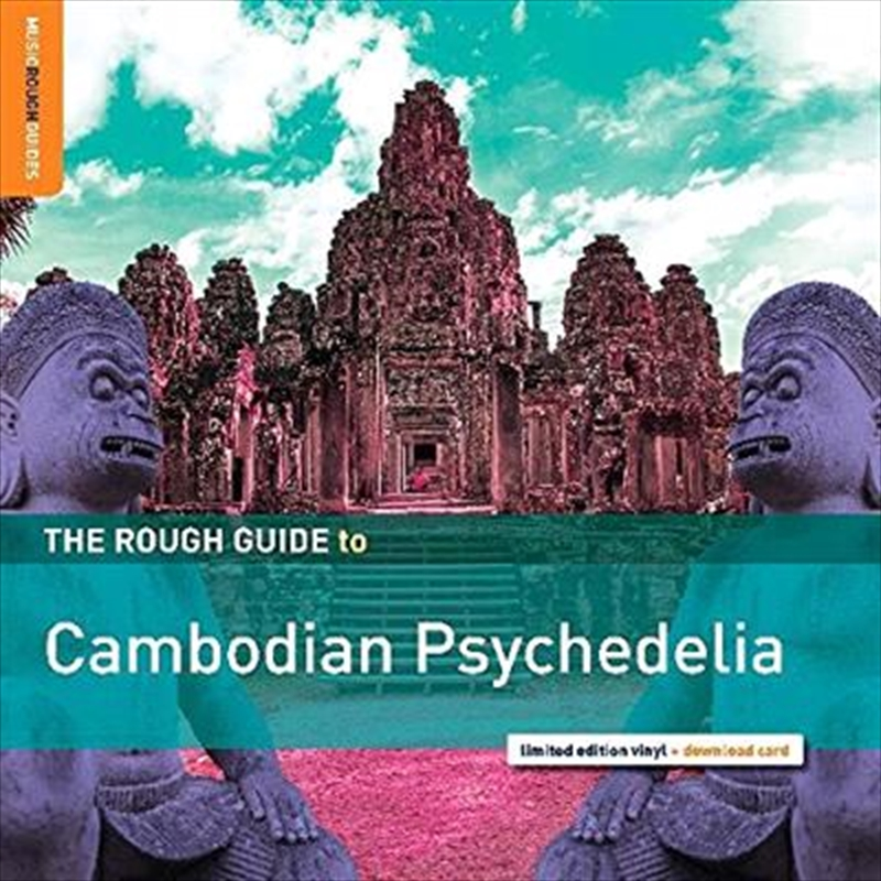 Rough Guide To Cambodian Psych | Vinyl