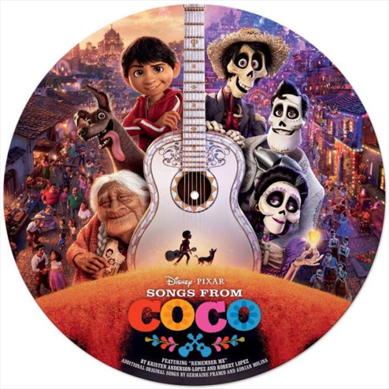 Songs From Coco | Vinyl