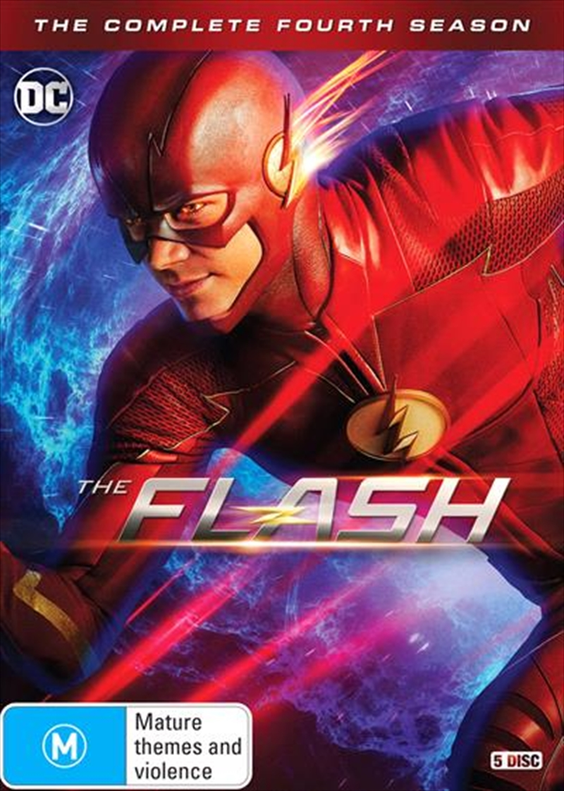 Flash - Season 4, The | DVD