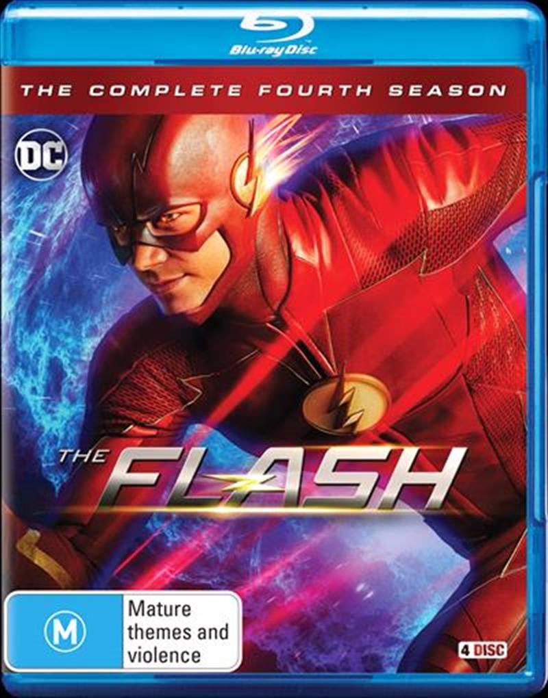 Flash - Season 4, The | Blu-ray