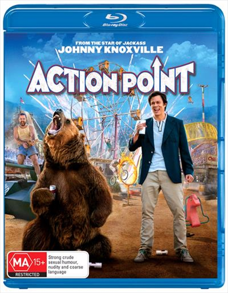 Action Point | Blu-ray