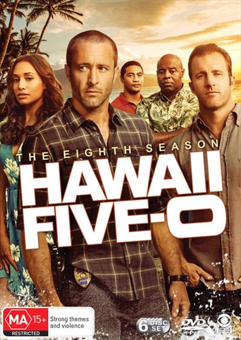 Hawaii Five O Staffel 7 Dvd