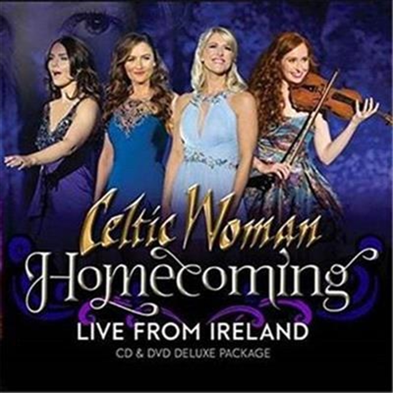 Homecoming - Live From Ireland Deluxe Edition | CD/DVD