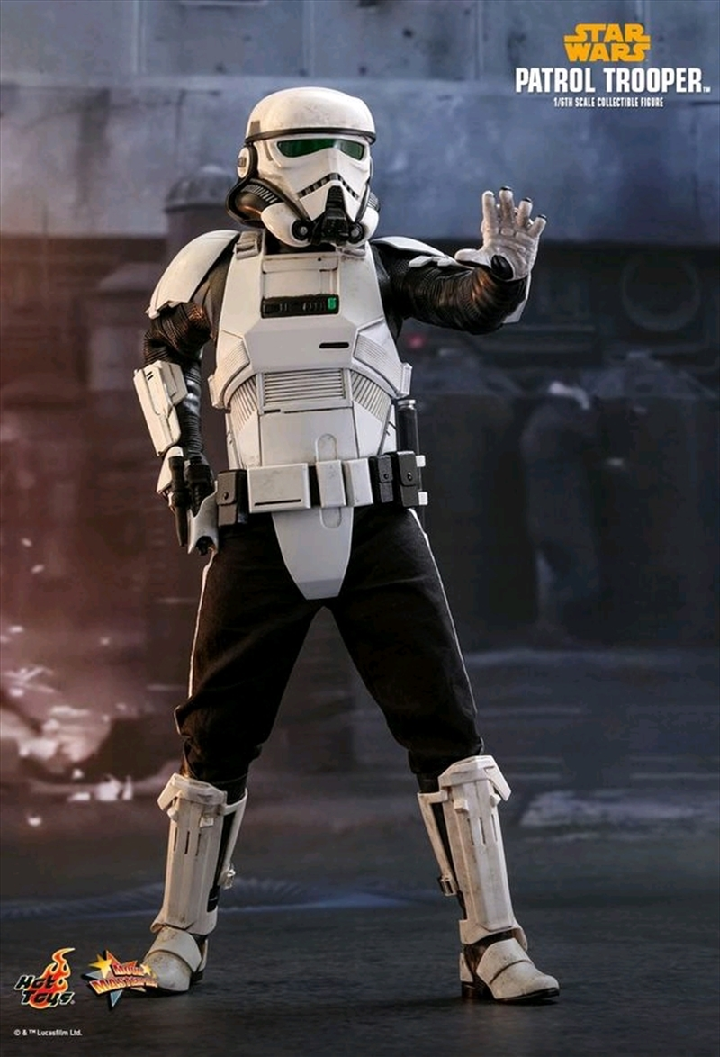 "Star Wars: Solo - Patrol Stormtrooper 12"" 1:6 Scale Action Figure 