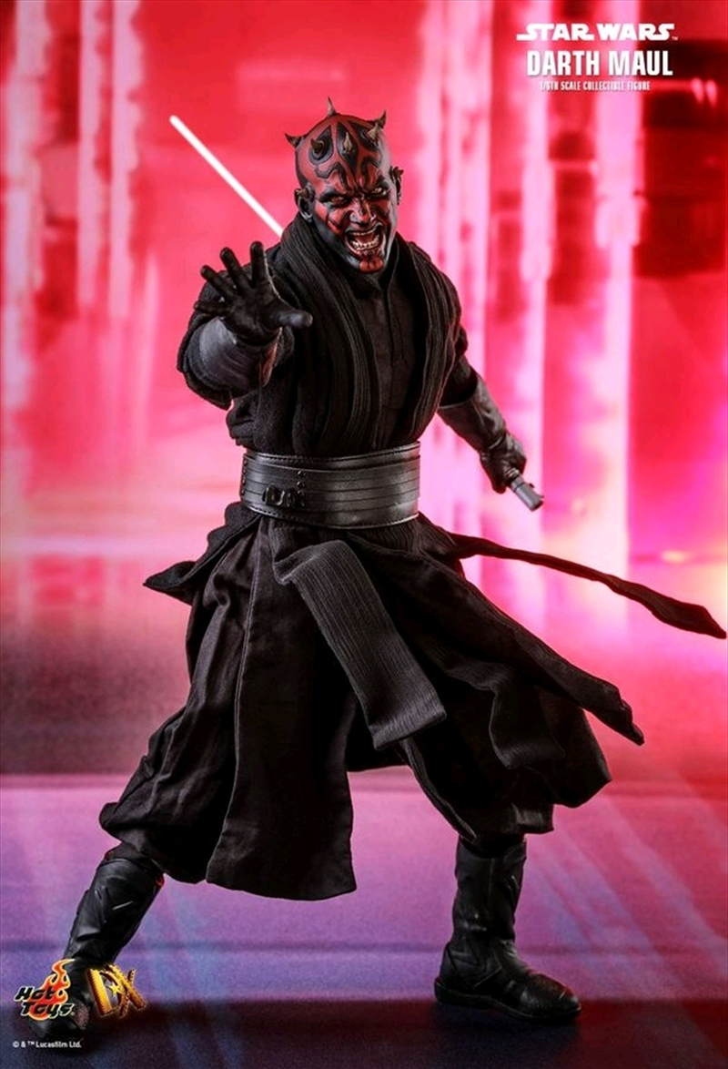 "Star Wars - Darth Maul Episode I The Phanton Menace 12"" 1:6 Scale Action Figure 
