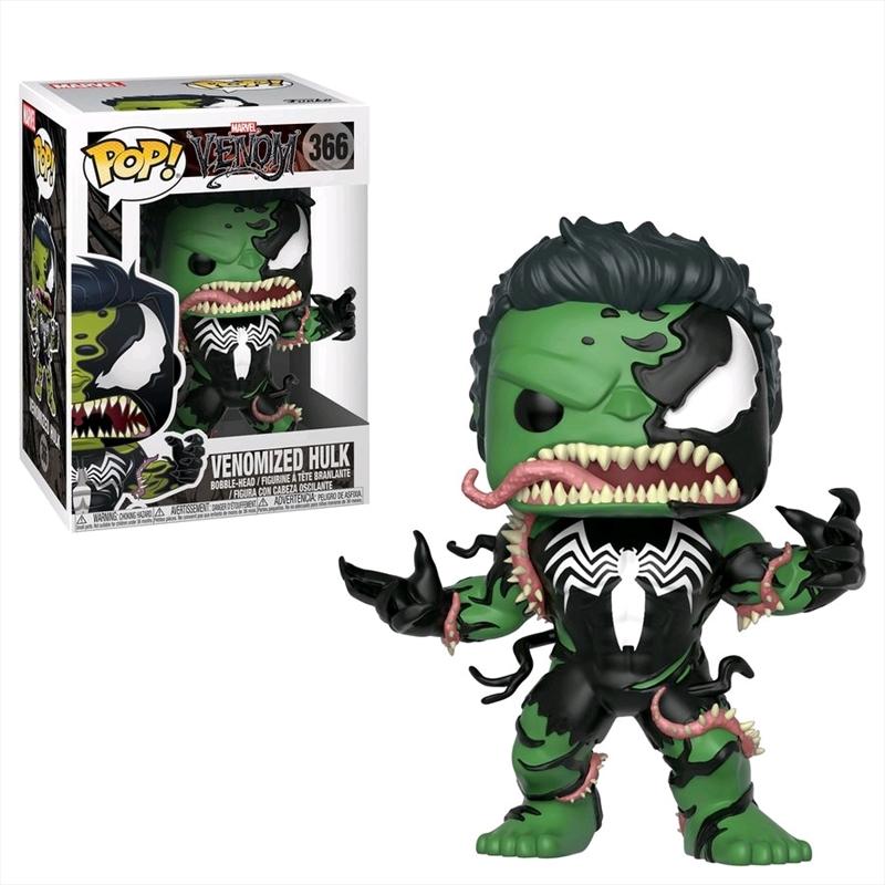 Venom - Venomized Hulk Pop! Vinyl | Pop Vinyl