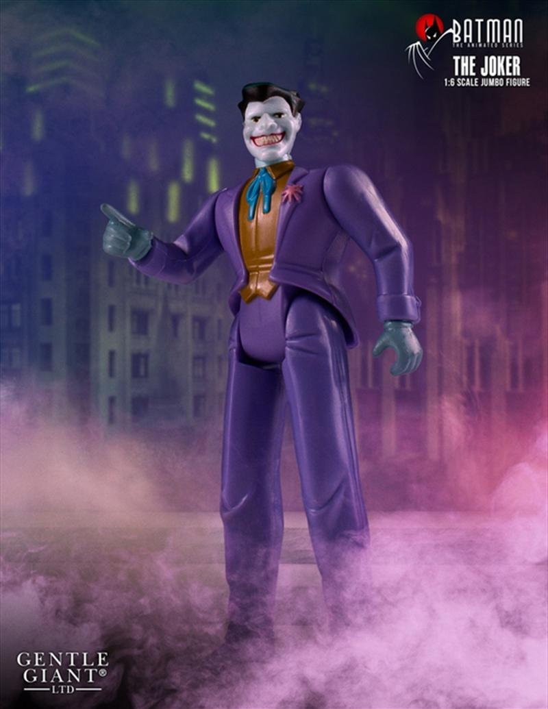 "Batman: The Animated Series - Joker 1:6 Scale 12"" Jumbo Kenner Action Figure | Merchandise"