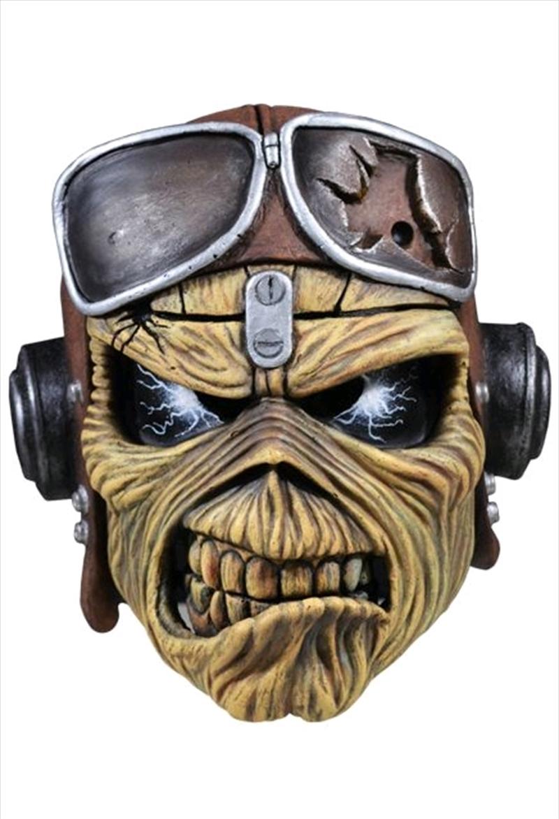 Iron Maiden - Aces High Eddie Mask   Apparel