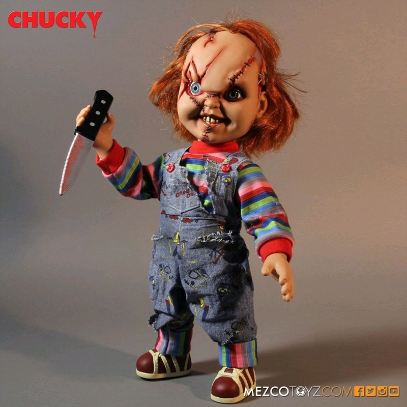 "Child's Play - Chucky 15"" Talking Action Figure 