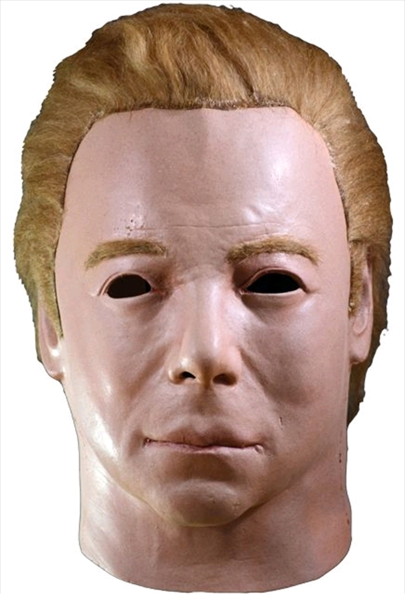 Star Trek: The Original Series - Captain Kirk 1975 Mask | Apparel