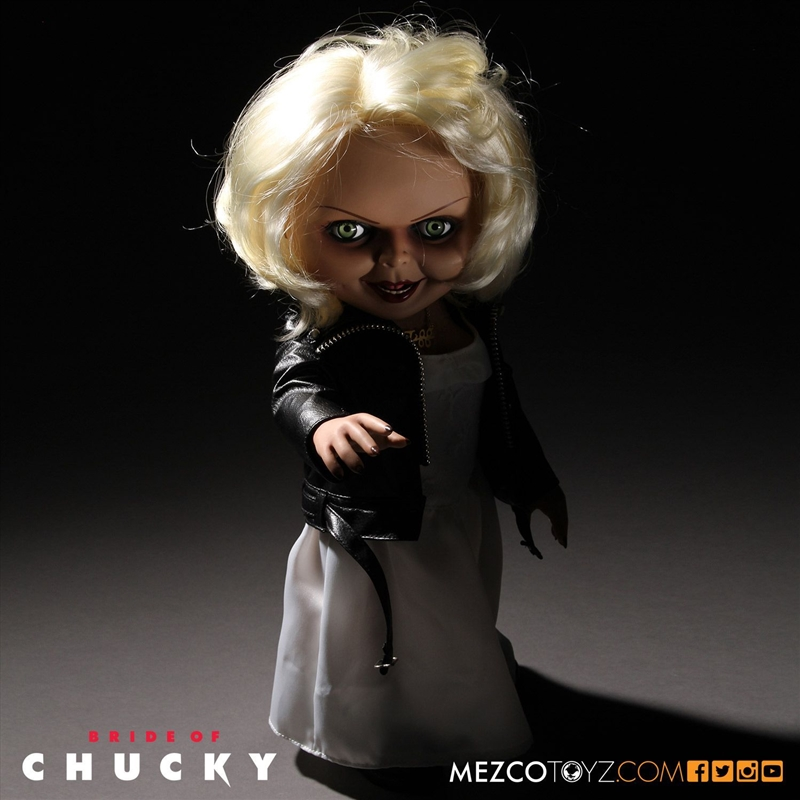 """Child's Play - Tiffany 15"""" Talking Action Figure   Merchandise"""