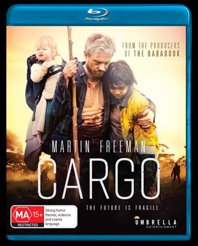 Cargo | Blu-ray