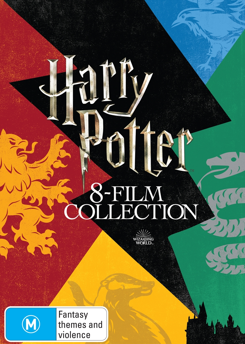 Harry Potter - Limited Edition - 8 Film Collection | DVD