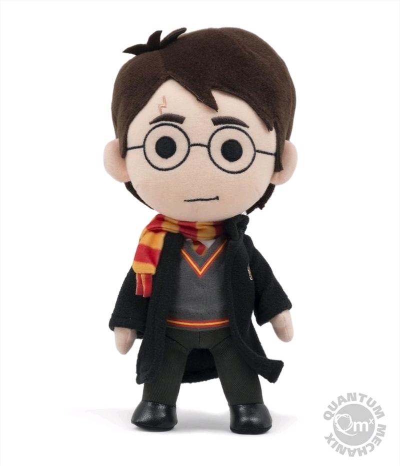 Harry Potter - Harry Q-Pals Plush | Toy
