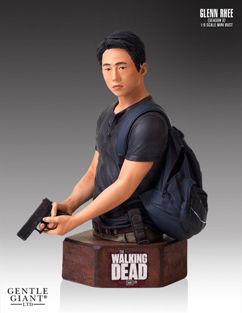The Walking Dead - Glenn Mini Bust | Merchandise