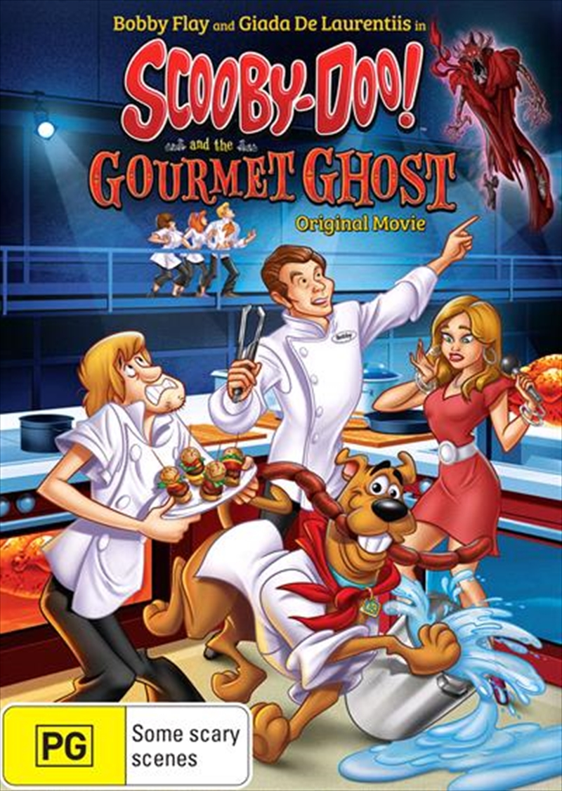 Scooby-Doo! Gourmet Ghost | DVD