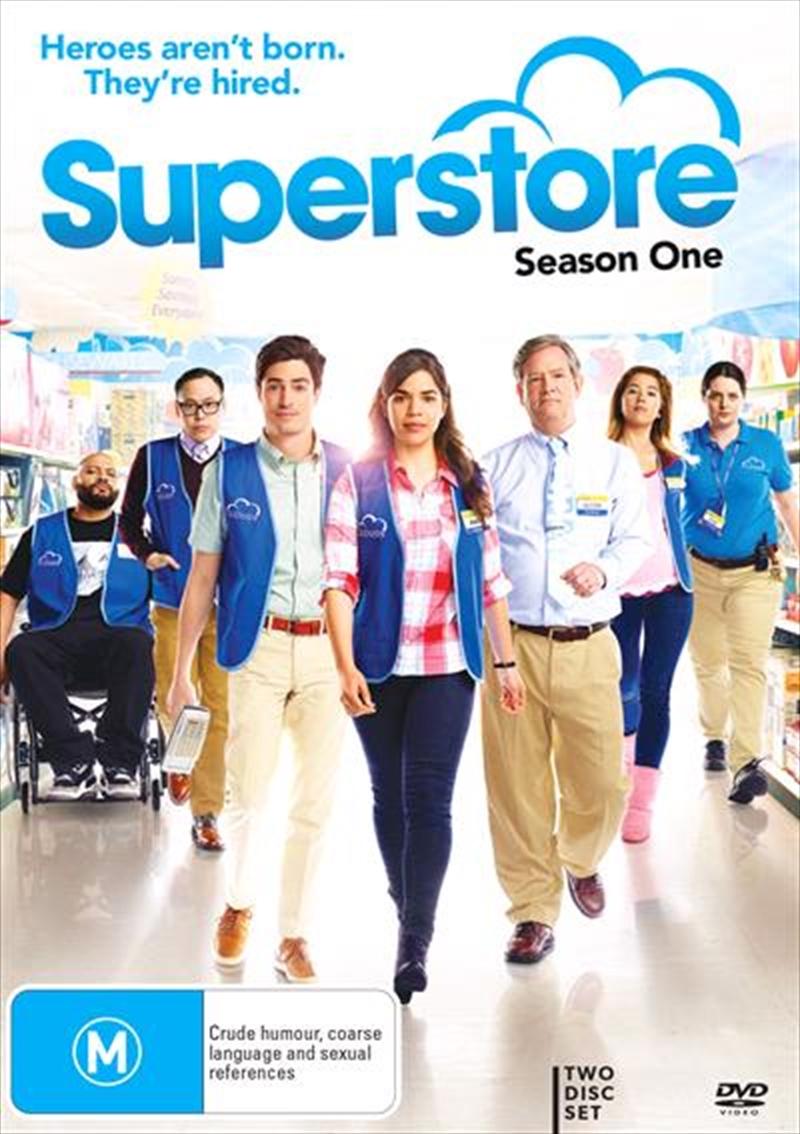 Superstore - Season 1   DVD