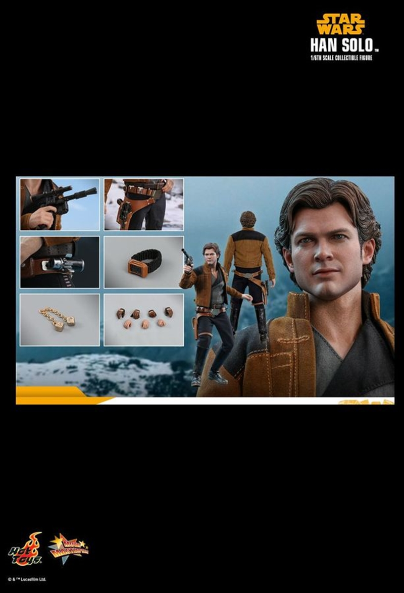 "Star Wars: Solo - Han Solo 12"" 1:6 Scale Action Figure 