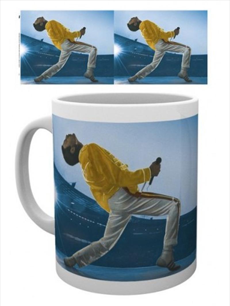 Queen Wembley Mug | Merchandise
