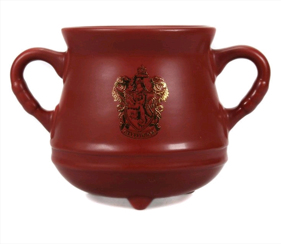 Harry Potter - Gryffindor Cauldron Mug | Merchandise