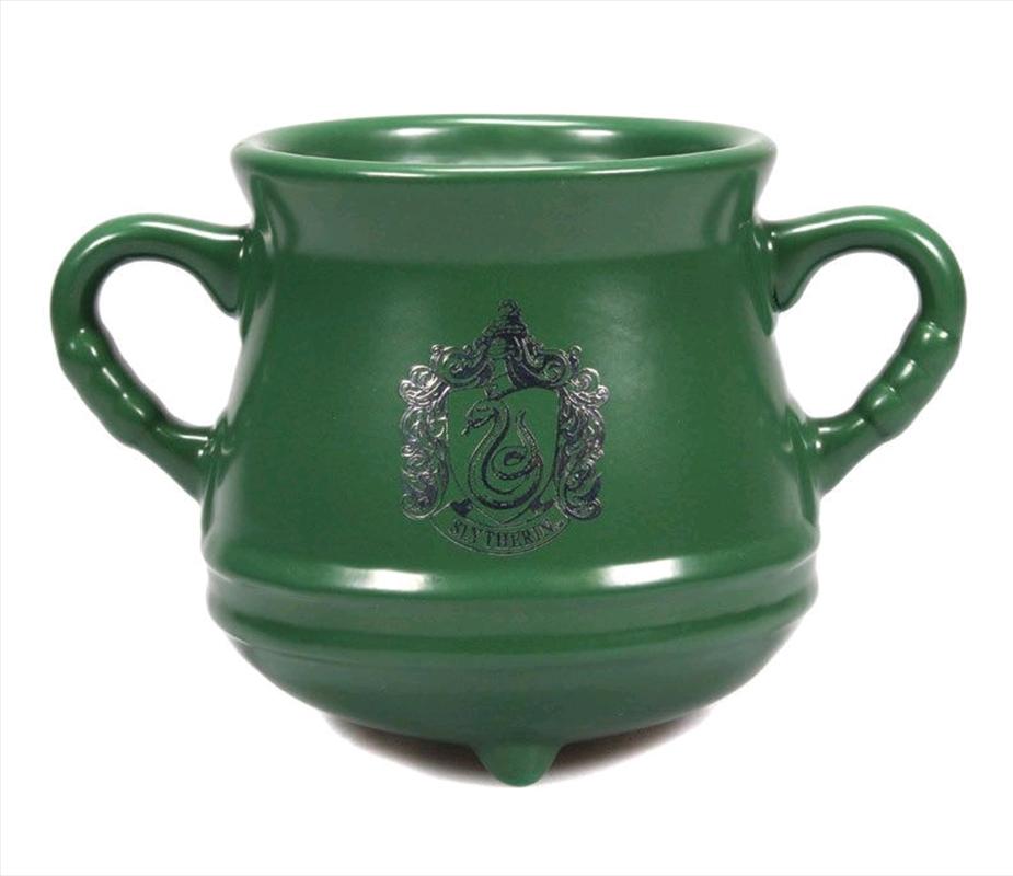 Harry Potter - Slytherin Cauldron Mug | Merchandise