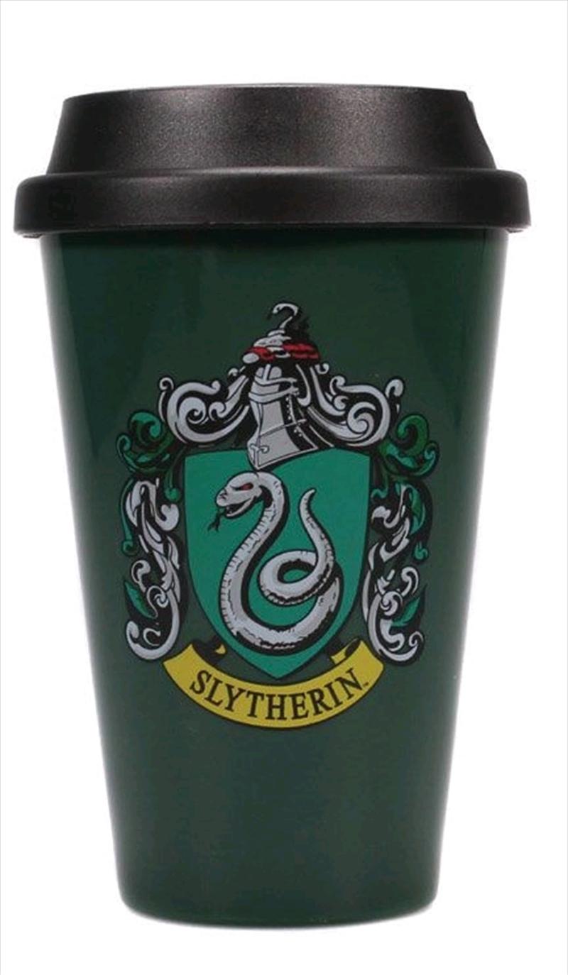 Harry Potter - Slytherin Travel Mug | Merchandise
