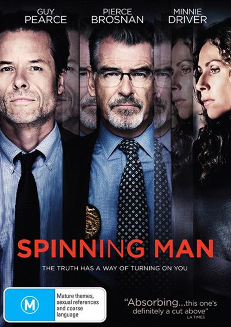 Spinning Man | DVD