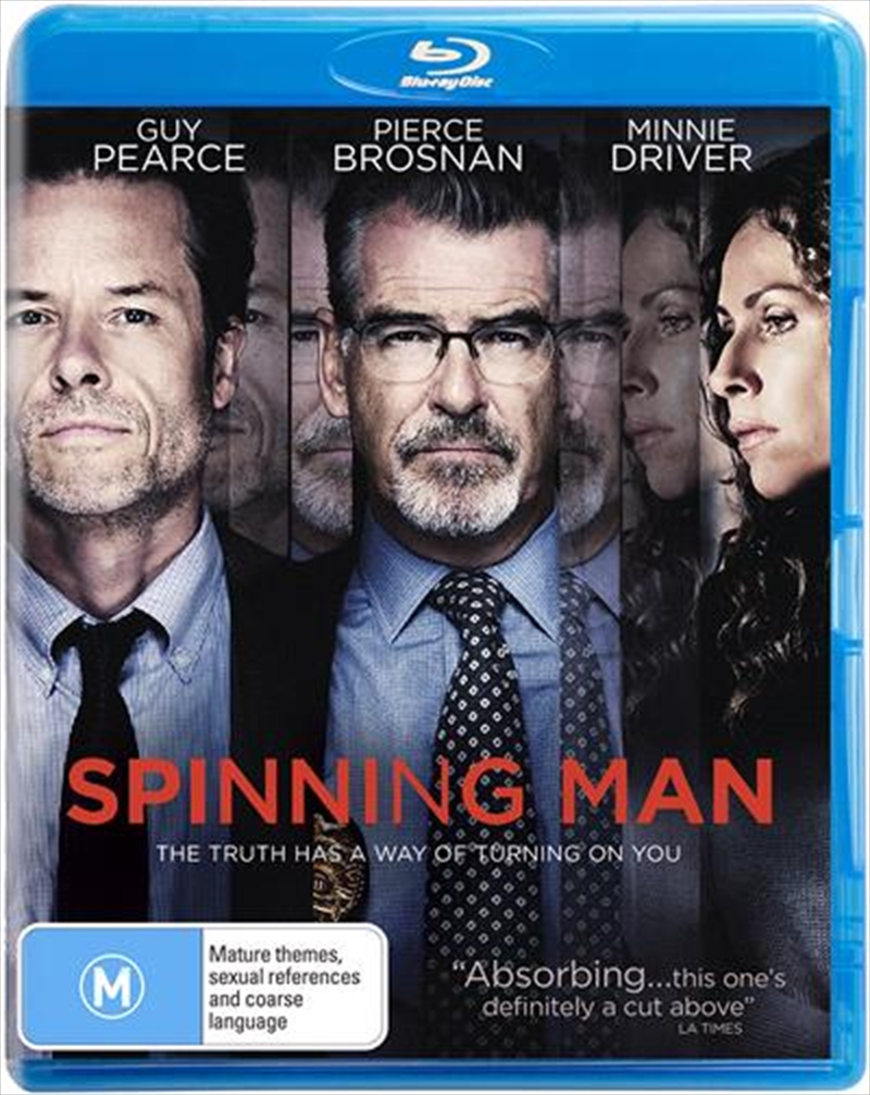 Spinning Man | Blu-ray