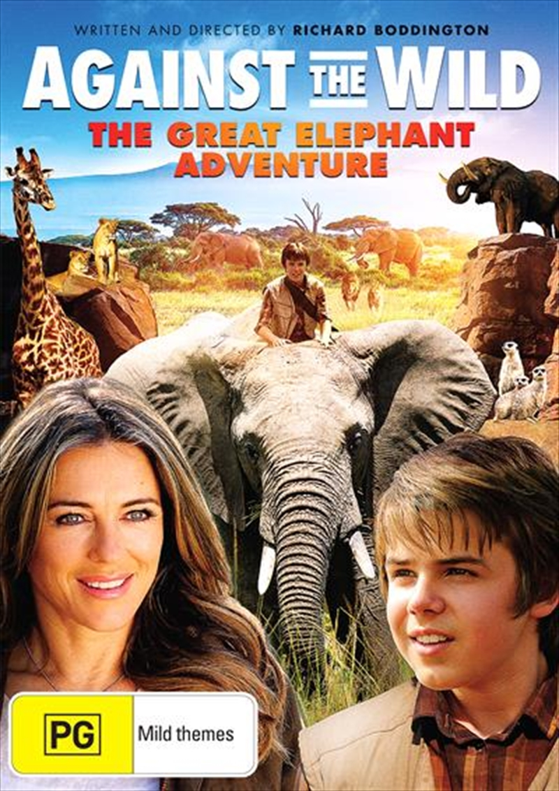 Against The Wild - The Great Elephant Adventure | DVD