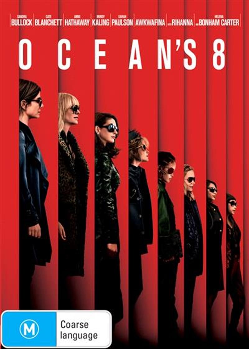 Ocean's 8 | DVD