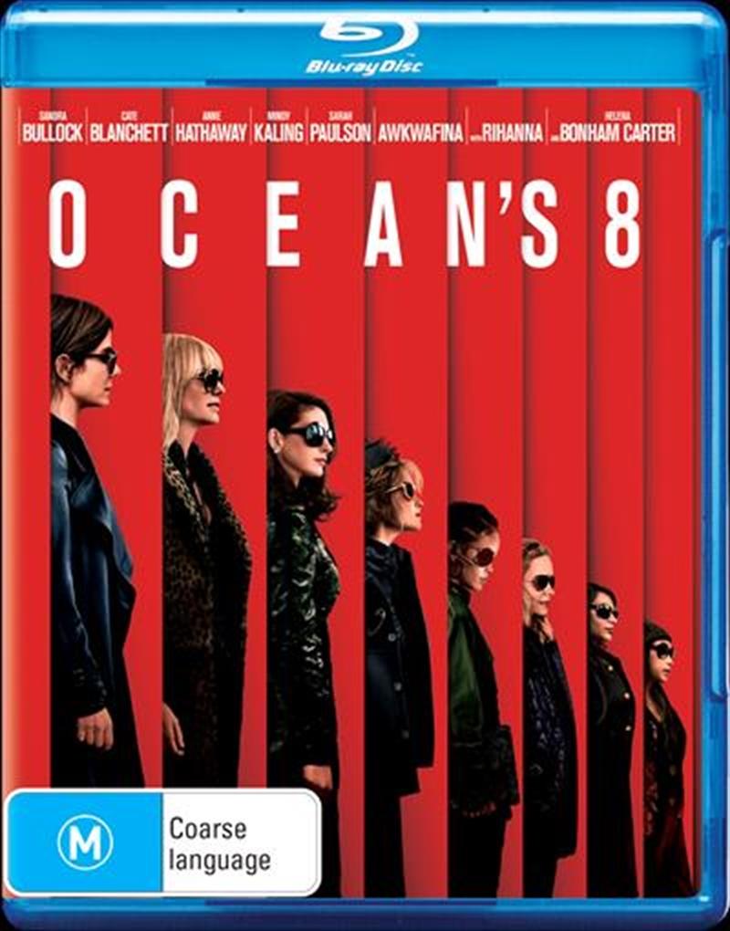 Ocean's 8 | Blu-ray